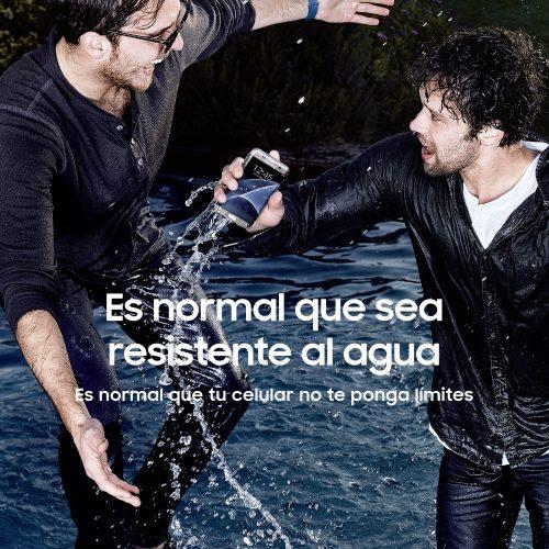 Aviso Samsung S7 Agua La 2da 25x32 TRZ