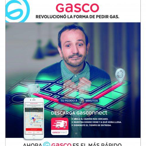 Aviso GASCONNECT 53.8 x 28